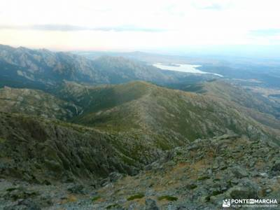 Navacerrada,La Maliciosa,Vespertina;fotos rascafria tiendas material montaña madrid senderismo motr